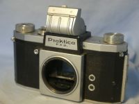 '  FX2 42MM ' Praktica FX2 M42 SLR Camera -NICE- £19.99